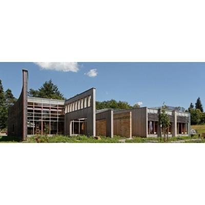 Fensterlieferung Haus der Nachhaltigkeit, Johanniskreuz