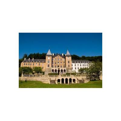 Grand-Château d'Ansembourg > Luxemburg, Restaurierung Fenster